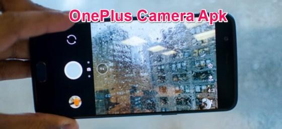 OnePlus camera apk v1.5.0