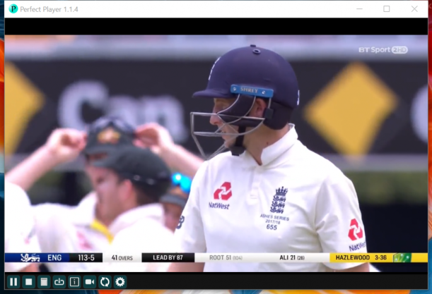 Perfect Player for Windows 10 IPTV