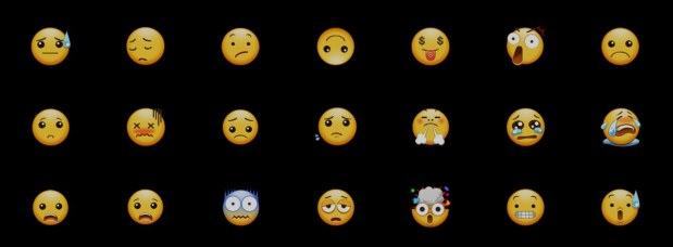 Android 8.0 Oreo Emojis change