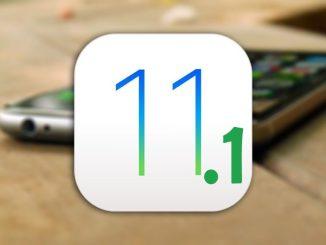 iOS 11.1 final