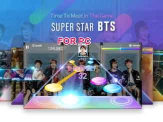 SuperStar BTS for PC Windows 10