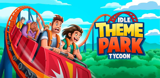 Idle Theme Park Tycoon-RecreationalGame MOD APK