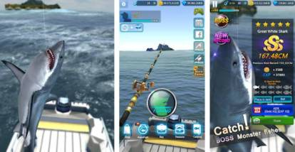 the monster fishing 2019 gameplay