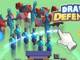 Draw Defence Mod Apk