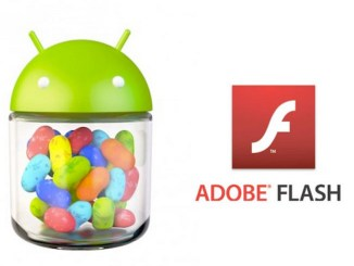Flash player for android, Android Flash player