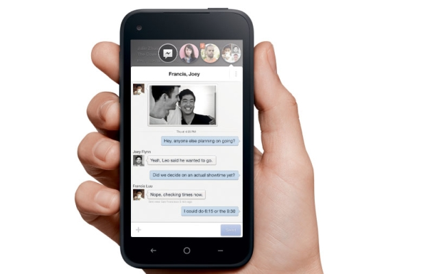 fb chat heads, iOS facebook home