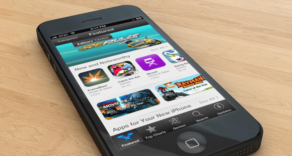 iphone-5-app-store