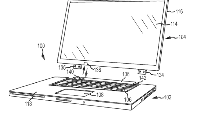 Apple's patent search