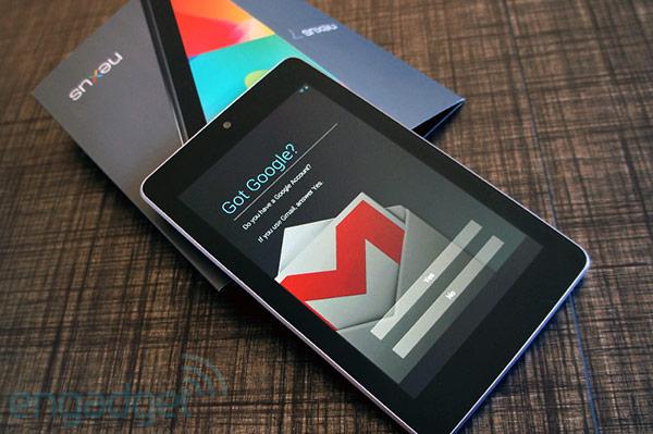 nuxus 7, Asus Nexus 7, google nexus 7