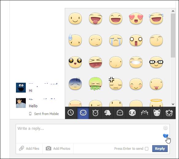 FaceMoji-Messages