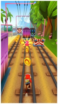 Subway Surfers Miami, Miami subway surfers, Subway Surfers mIami hack (4)