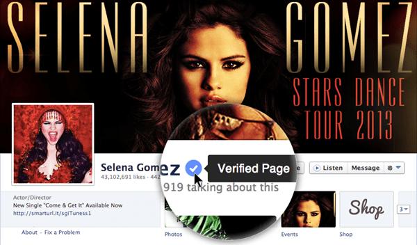 facebook page verification, verification badge for facebook, facebook verification badge