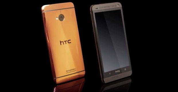 Gold HTC One, HTC ONE Gold, HTC One cheap, HTC One price, HTC One case, HTC One gold case, HTC One 24 carat gold, HTC One platinum, HTC One Rose Gold  (4)