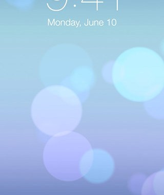 Lockscreen, iOS 7 lockscreen, Download ios7 lockscreen, ios 7 theme, iOS flat theme, LockScreen iOS 7