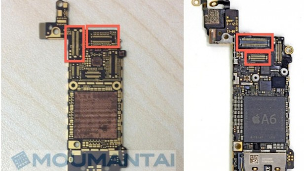 iPhone, iPhone 5S, components, iPhone 5S design