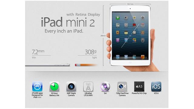 iPad Mini 2 new, new ipad mini