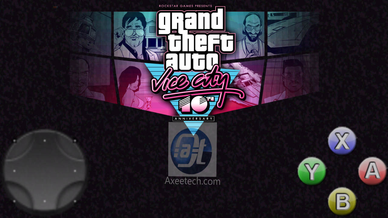 gta vice city game keyboard app download