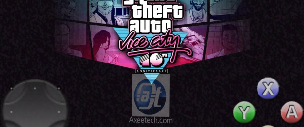 How to enter cheat codes in GTA Vice City for Android  | AxeeTech