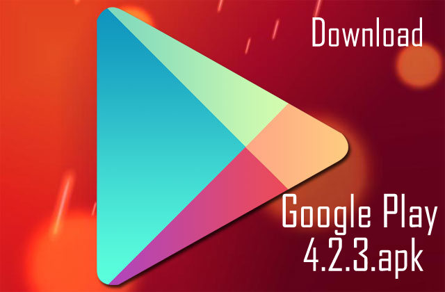 Download Google Play 4 2 3 apk, Leaked update from the Future
