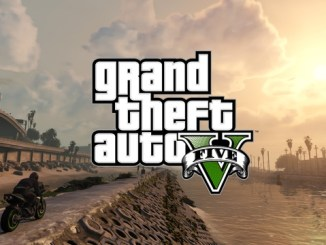 Grand theft Auto for iPhone 5S and 5C