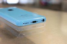 iPhone 5C, Speaker microphone