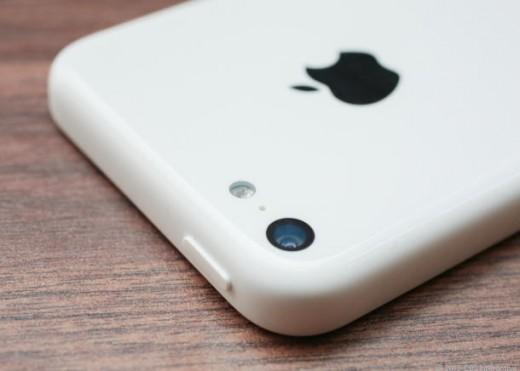 iPhone 5C's Camera