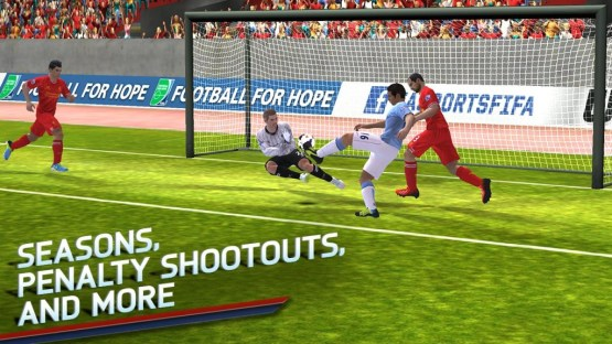 FIFA 14 free download on iOS 7, Free options