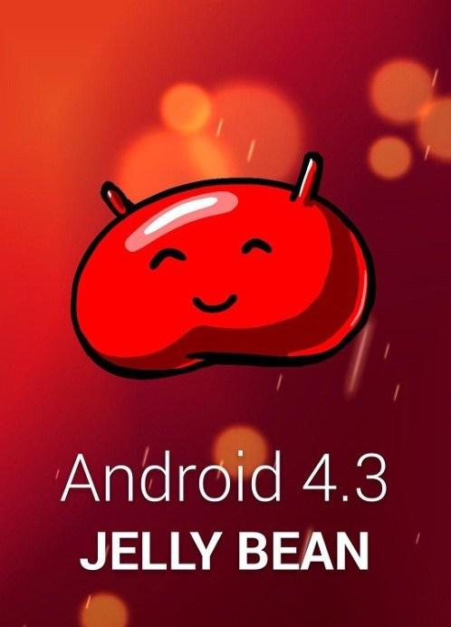 Android 4.3 JellyBean