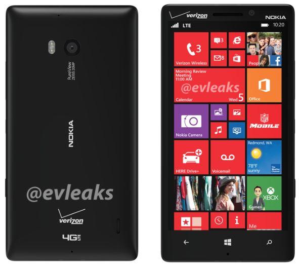 Verizon Nokia Lumia 929