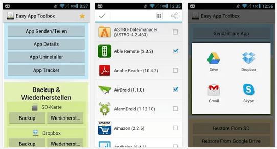 Easy App Toolbox Backup Android Apps on Google Play