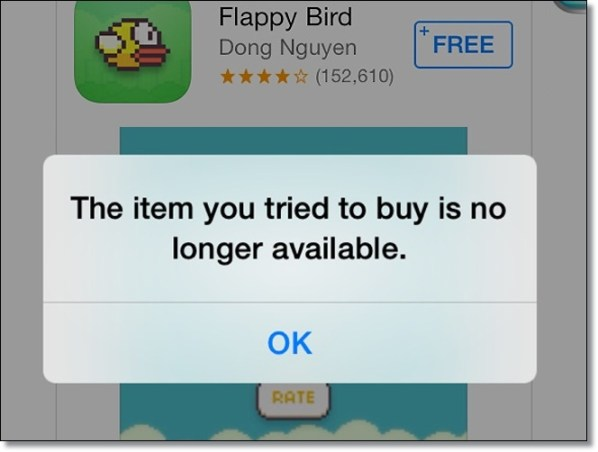 Flappy Bird v1 2 IPA for iPhone, iPad and iPod Touch - Download Here