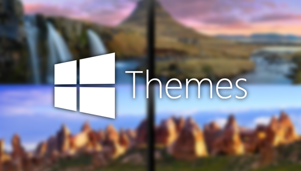 Windows 8 and 8.1 themes