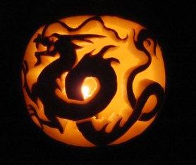 Chinease_Dragon_Pumpkin-Carving