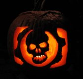 Gears_of_War_Pumpkin_Carving