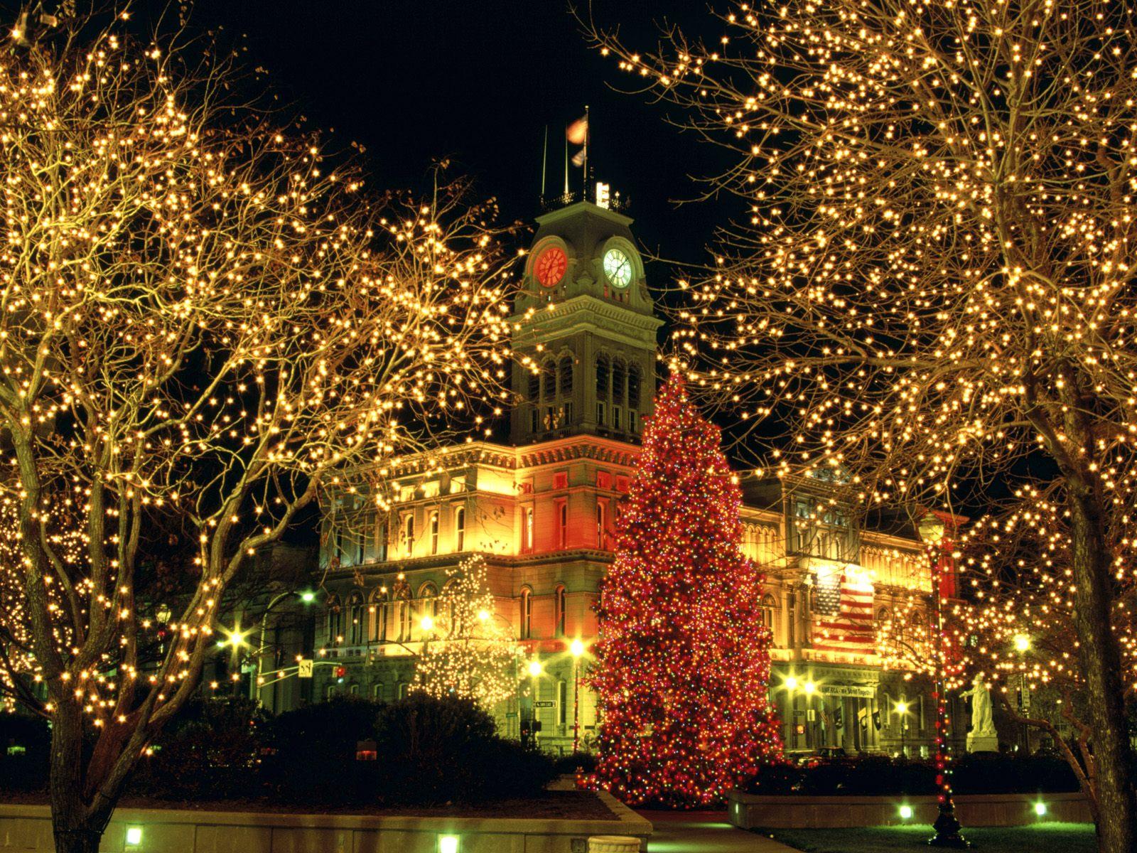 (Holiday – Christmas) – Wallpapers4Desktop.com 014