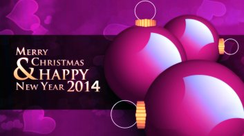 Merry-Christmass-and-Happy-New-Year-2014-HD-Wallpapers