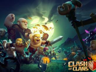 clash of clans v7653 mod apk
