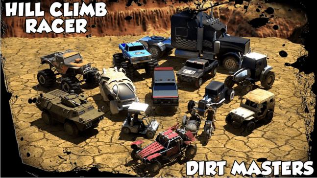 Hill Climb Racer Dirt Masters 1.081