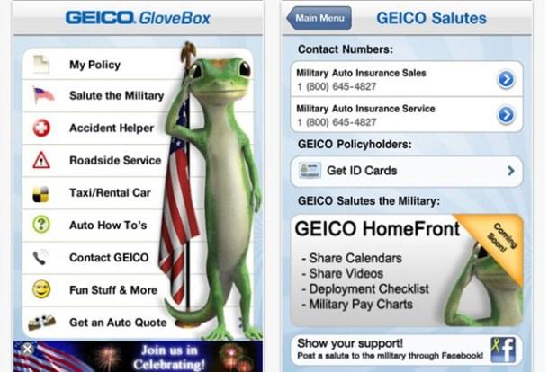 gieco-glovebox-app