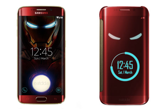 Samsung-Galaxy-S6-And-S6-Edge-The-Avengers-Iron-Man-Version-Confirmed-By-Samsung