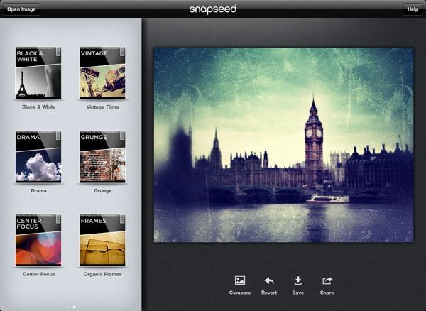 Snapseed for PC - ( Windows - Mac )   AxeeTech