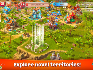 Download Paradise Island v3 2 11 Mod Apk (Unlimited coins
