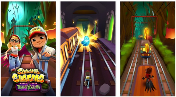 Subway Surfers Transalyania