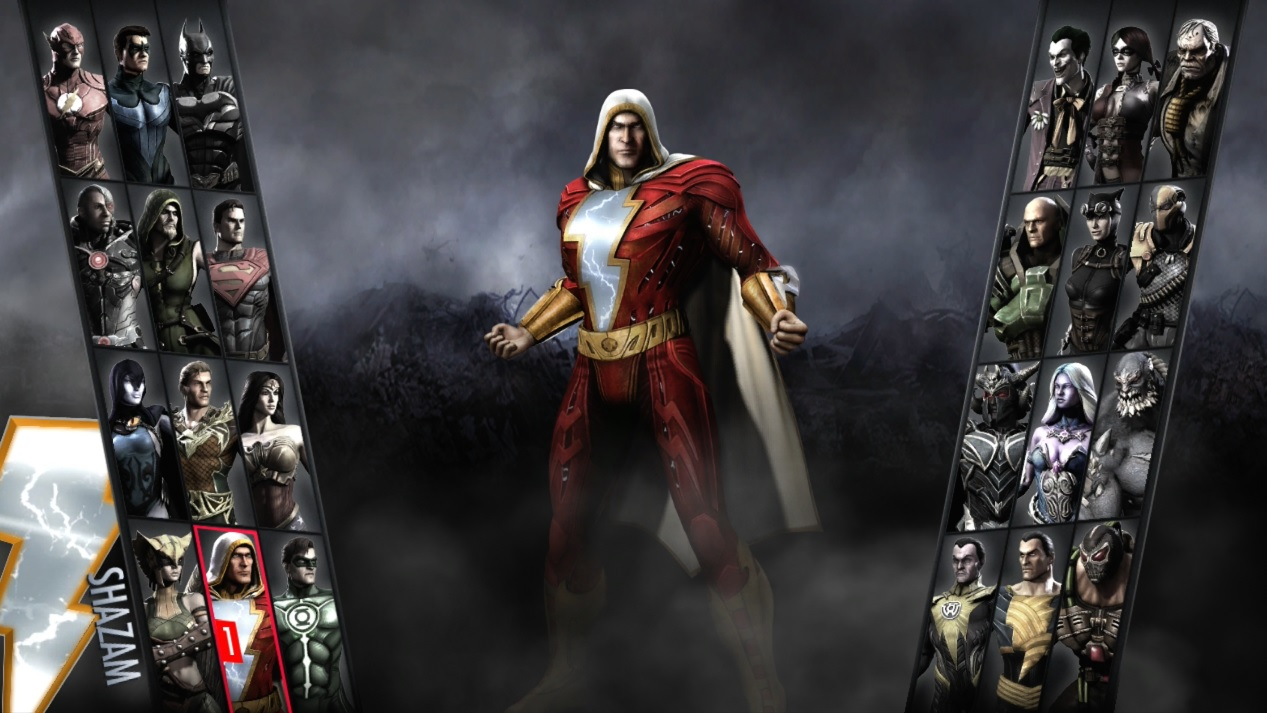 Injustice Gods Among Us 2 9 Mod Apk Hack with Unlimited