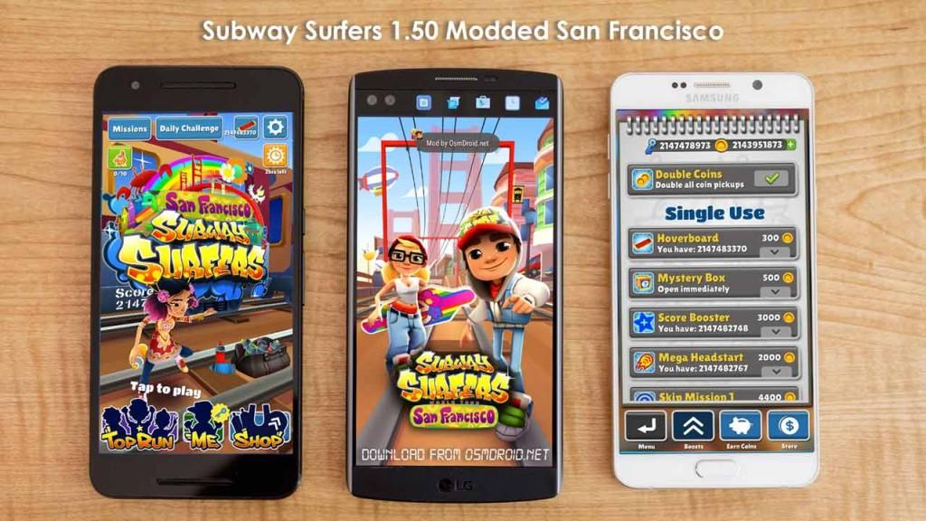 subway surf mumbai hack apk