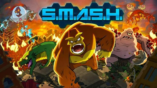 Smash-Monsters-City-Rampage