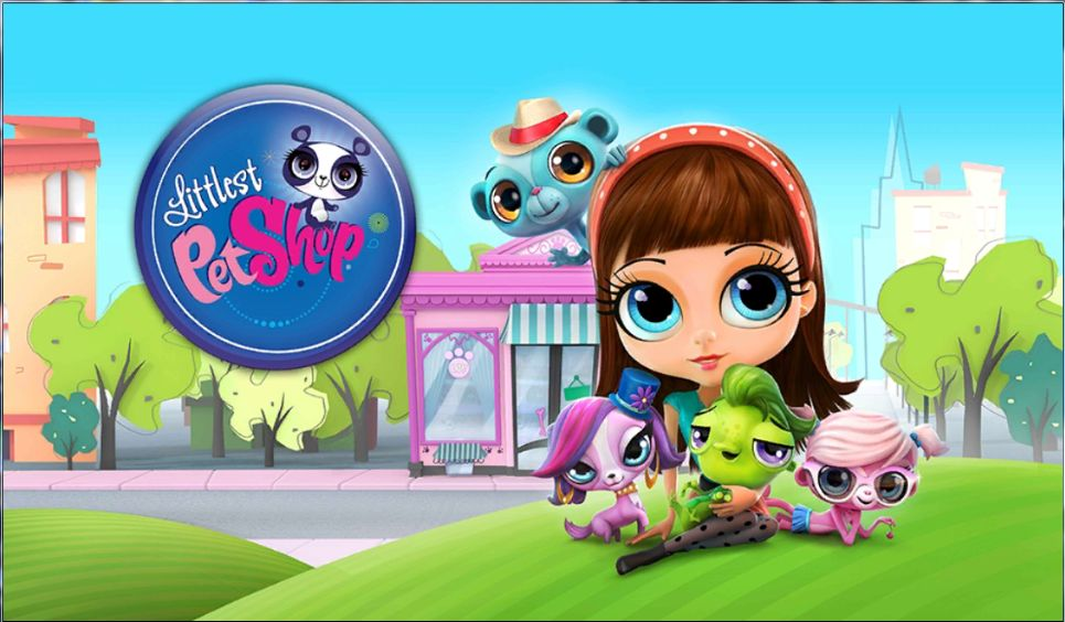 Littlest Pet Shop 2 3 0h mod apk with unlimited coins and