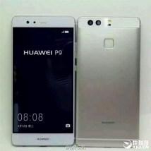 Huawei P9 renders 1