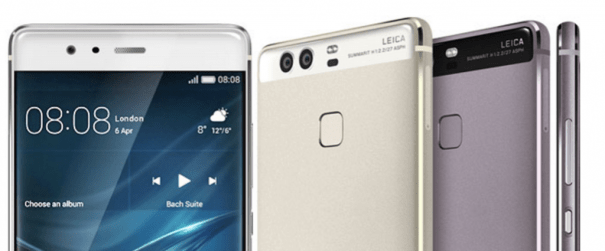 Huawei P9 pictures official photos
