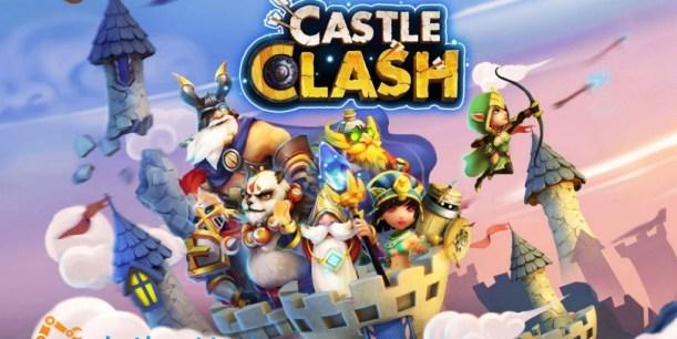 Castle CLash Hack Mod Apk